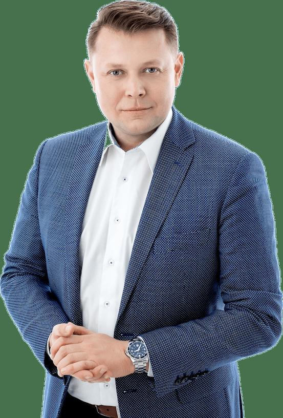 Patroni - Piotr Płucieniczak